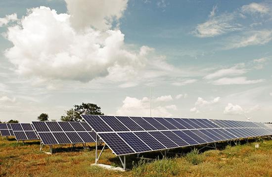 photovoltaïque pour site isole